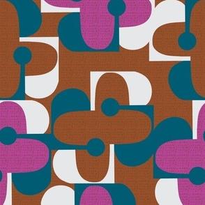 Seventies floral