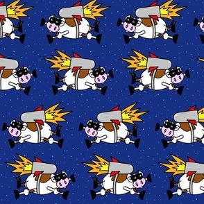 Rocket Cow