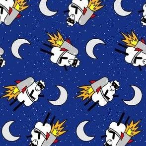 Rocket Sheep