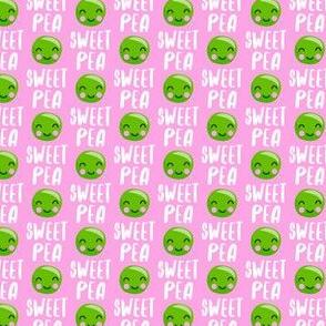 """(3/4"""" scale) Sweet Pea - Pink - Cute Food - LAD19BS"""