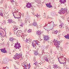 Jewel Tones Prairie Pink