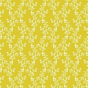 Prairie flowers citrine yellow