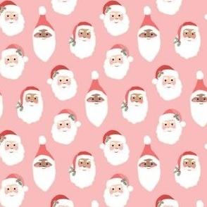 All the Santas - mini