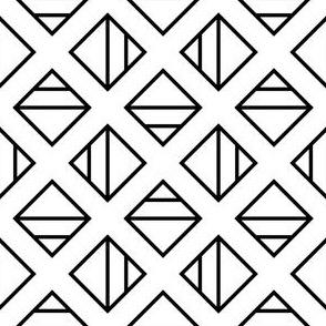 09491957 : diamond chord : outline
