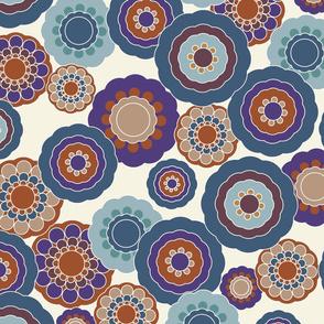 70s Floral V3
