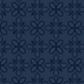 Shibori Blue Coordinate