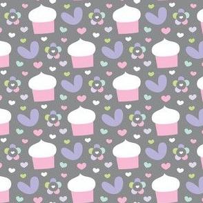 sweet girl - cupcakes