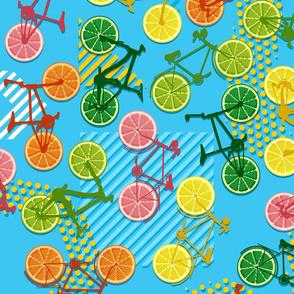 """Citrus Bikes, 21"""""""