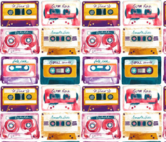 70's Cassette Collection