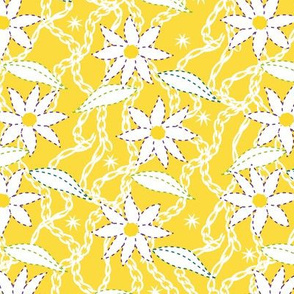 Daisy Chains yellow