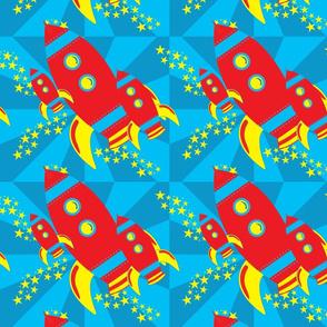 Deco Rockets