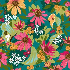 Boho Flower Power by Tresa