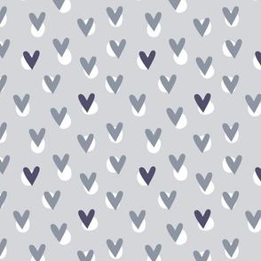 Hearts Greys