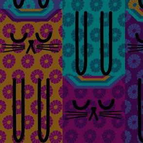 Patchwork Cats