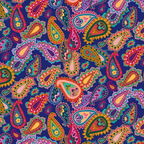 Paisley Jewels
