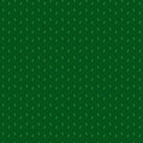 Dancing Diamonds - Emerald