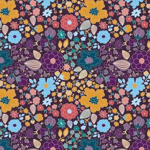 seventies-flowers
