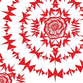 Thorn of Roses Jumbo Print
