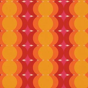 Warm Disco Suns - Medium