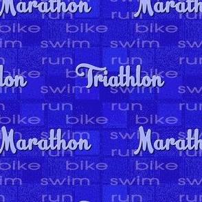 Marathon Triathalon