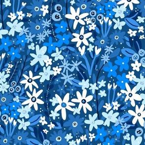 Garden Jems (Classic Blue)