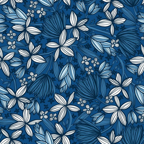 Tropica (Classic Blue)