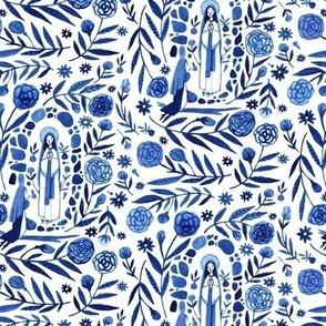 Lourdes - Blue
