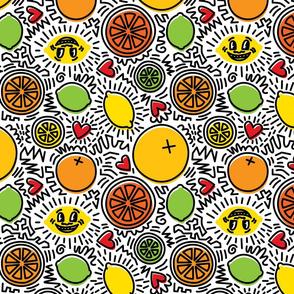 Citrus is Wack - white