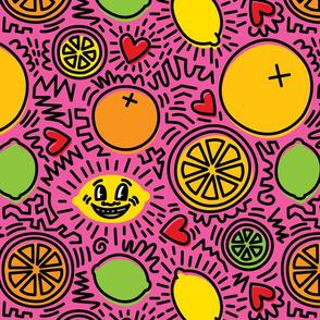 Citrus is Wack - Big Pink