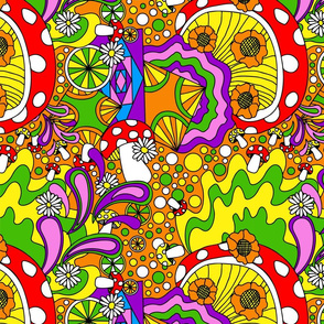 70s psychedelic