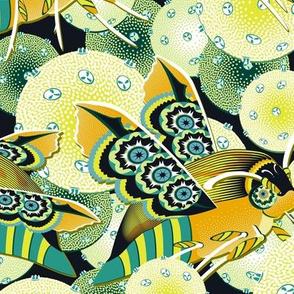 Pollen and Sphingidae 3