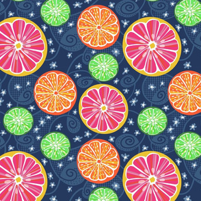 Citrus Pop Night