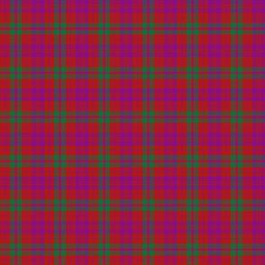 """Lovat or Fraser tartan variant, 3"""" bright"""