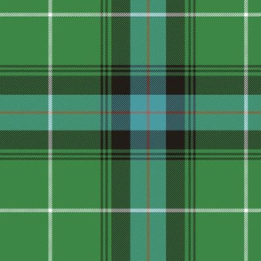 "MacDonald of the Isles, 6"" ancient colors"