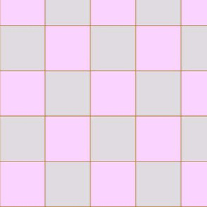 Checkered Pink