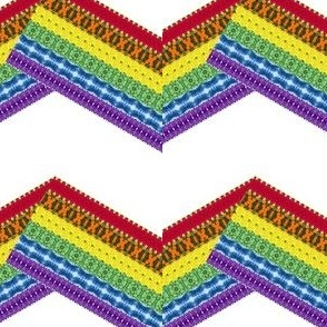 Classic Rainbow Ribbon