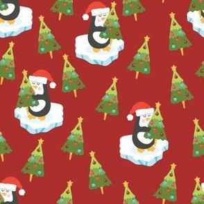 Christmas Penguins-4
