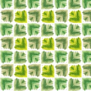 "Green corners, 5.4"""