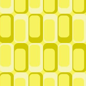 MCM bright yellow Rectangles