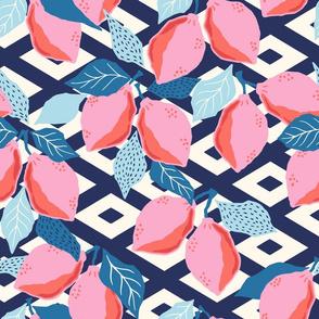 papercut lemons/medium