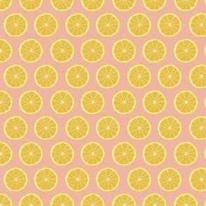 Lemon nude