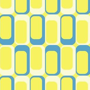 mcm yellow and blue rectangles
