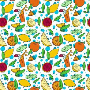 Juicy citrus!