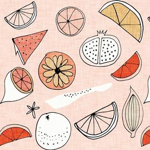 Pop Fruit L Pink