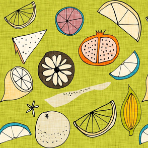 Pop Fruit Lime