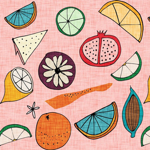 Pop Fruit Pink
