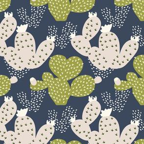 Textured Cactus