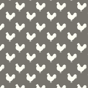 Roosters taupe