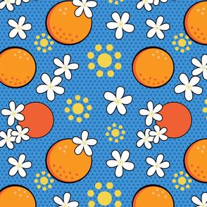Orange Blossom Pop