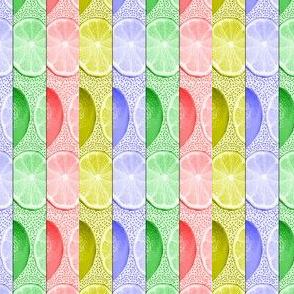 Pop Art Multi Color Limes